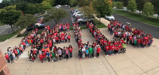 "Abington Schools Observe ""Start With Hello"" Week"