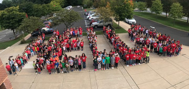 "Abington Schools Observe ""Start With Hello"" Week"