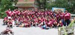Junior High Students Educate Elementary School Children at Elmwood Park Zoo