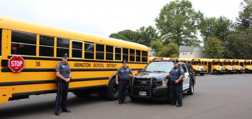 Abington School District Joins Forces with Abington Township Police Department for the 23rd Annual Operation Safe Stop