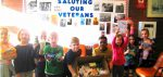 Rydal Elementary School First and Second Grade Students Honor Military Veterans on Veterans Day