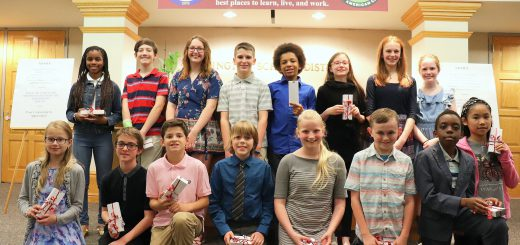 "Abington Elementary School Students Honored with ""Silver Pen"" Awards for Writing Excellence"