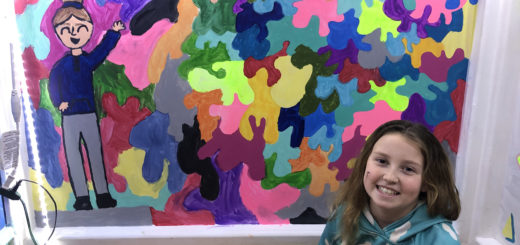 Student Artwork Selected for Exhibition