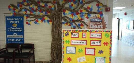Observance of Autism Awareness Month