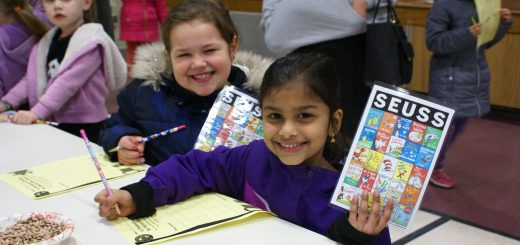 """Read Across America"" Across Abington School District"