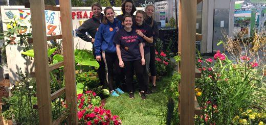 Abington Senior High School Garden Club Wins Two Awards for Displays at the Philadelphia Flower Show