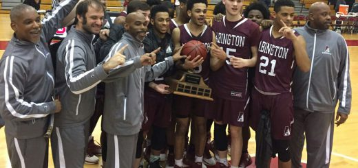 GREAT NEWS!  Abington Boys and Girls Basketball Teams Have Prevailed in Semi-Finals and Will Compete in the District Championship Games Saturday!
