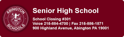 Abington Senior High School