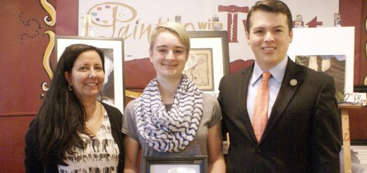 Abington Senior High School Student Mia Curtis Wins First Place Congressional Art Award