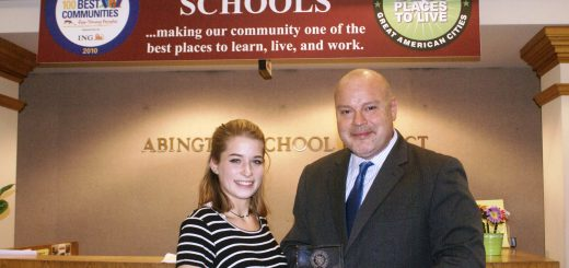 Abington Senior High School's Gabriella Ott Named EASTERN Center's September Student of the Month