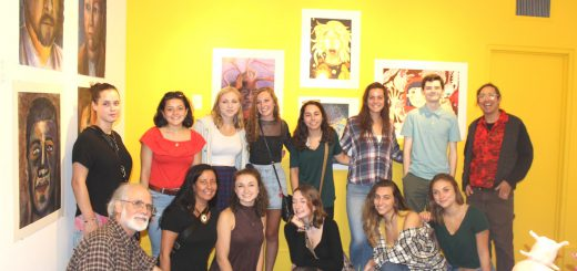 """The Art of Abington Senior High School Students"" – Exhibit At The Woodmere Art Museum through October 22, 2017"