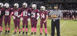 Abington Senior High School Football Players Tackle Breast Cancer