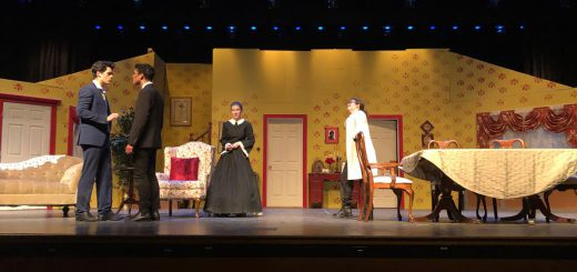 After a Snow Cancellation, the Show Goes on at Abington Senior High School