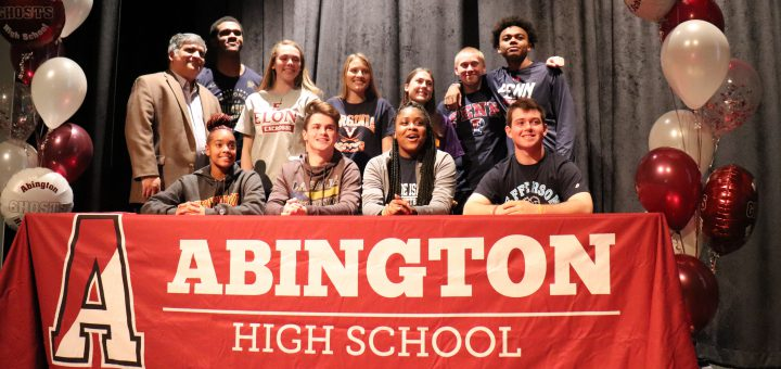 Fall 2018 College Signings
