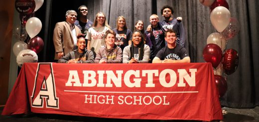 Student Athletes Commit to Colleges at Signing Celebration
