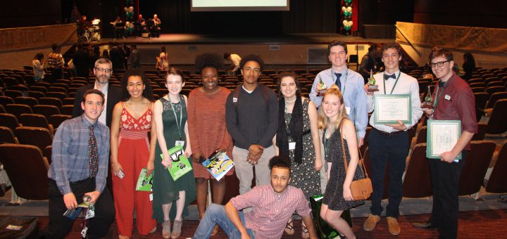 Student-submitted Comedy Earns Big Laughs at Film Festival