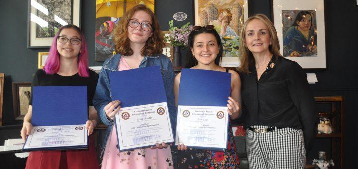Art students May, 2019