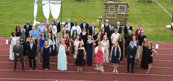 2021 Senior Prom Faculty