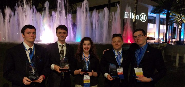 Abington FBLA Excels at National Conference