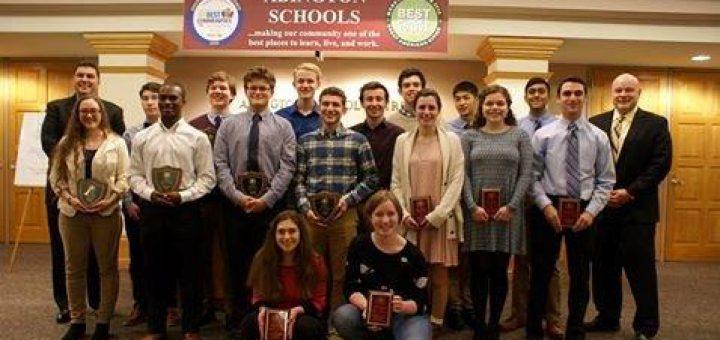 Merit Scholars 2018