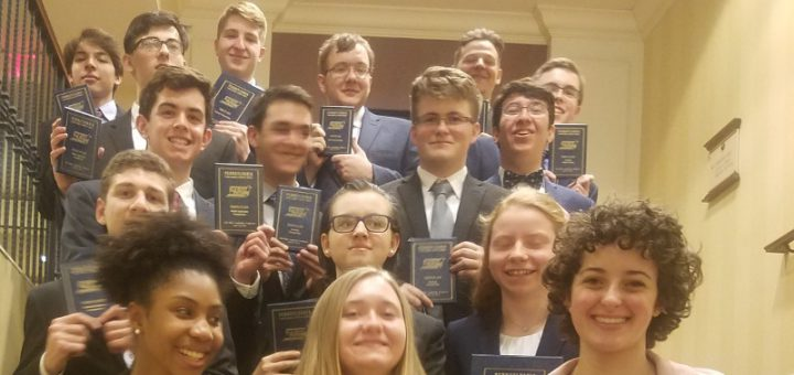 Abington FBLA Excels at States