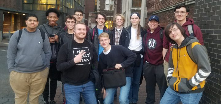 Abington Coders at U of Penn Coding Competition